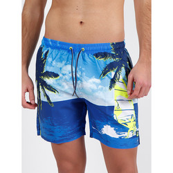 Kleidung Herren Badeanzug /Badeshorts Admas For Men Ziel Lois Blau Admas Schwimmen Shorts Blau