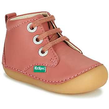 Schuhe Mädchen Boots Kickers SONIZA Rose