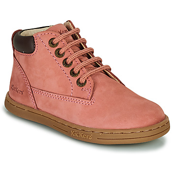 Schuhe Mädchen Boots Kickers TACKLAND Rose