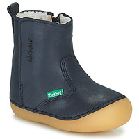 Schuhe Mädchen Boots Kickers SOCOOL CHO Marine