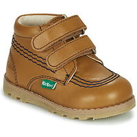 Schuhe Kinder Boots Kickers NONOMATIC Camel
