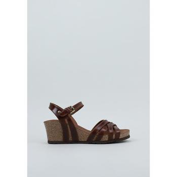 Schuhe Damen Sandalen / Sandaletten Panama Jack  Braun