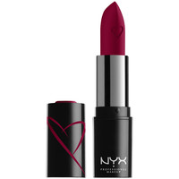 Beauty Damen Lippenstift Nyx Shout Loud Satin Lipstick wife Goals 1 u