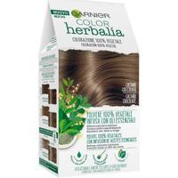 Beauty Damen Accessoires Haare Garnier Herbalia Color 100% Vegetal castaño Chocolate