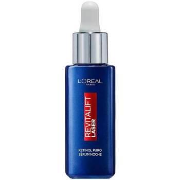 Beauty Damen Anti-Aging & Anti-Falten Produkte L'oréal Revitalift Laser Retinol Puro Serum Noche