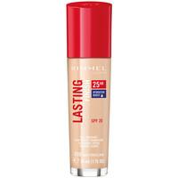 Beauty Damen Make-up & Foundation  Rimmel London Lasting Finish Foundation 050 30 ml