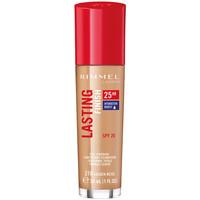 Beauty Damen Make-up & Foundation  Rimmel London Lasting Finish Foundation 210 30 ml