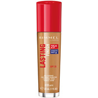 Beauty Damen Make-up & Foundation  Rimmel London Lasting Finish Foundation 410 30 ml