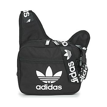 Taschen Geldtasche / Handtasche adidas Originals AC SLING BAG Schwarz