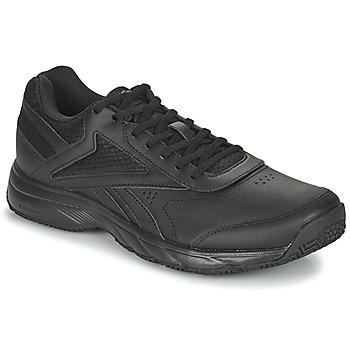 Schuhe Herren Sneaker Low Reebok Sport WORK N CUSHION 4.0 Schwarz