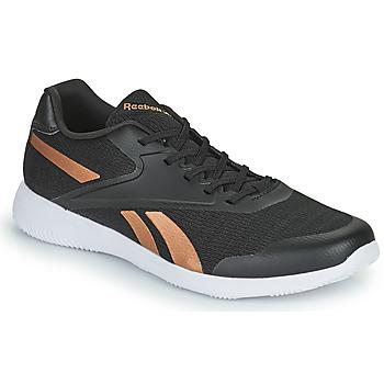 Schuhe Damen Laufschuhe Reebok Sport Reebok Stridium Schwarz / Gold