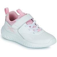 Schuhe Mädchen Sneaker Low Reebok Sport RUSH RUNNER Weiss / Rose