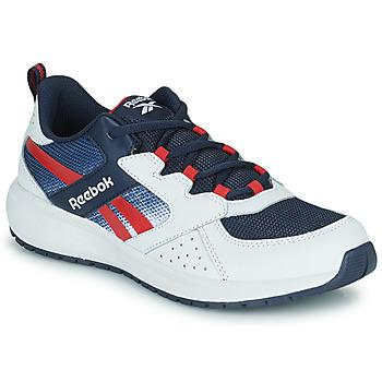 Schuhe Jungen Sneaker Low Reebok Sport ROAD SUPREME Weiss / Marine / Rot