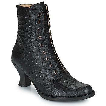 Schuhe Damen Low Boots Neosens ROCOCO Schwarz
