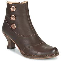 Schuhe Damen Low Boots Neosens ROCOCO Braun