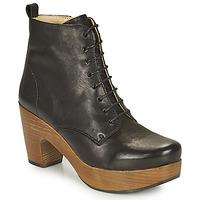 Schuhe Damen Low Boots Neosens ST LAURENT Schwarz
