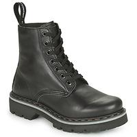 Schuhe Boots Art MARINA Schwarz