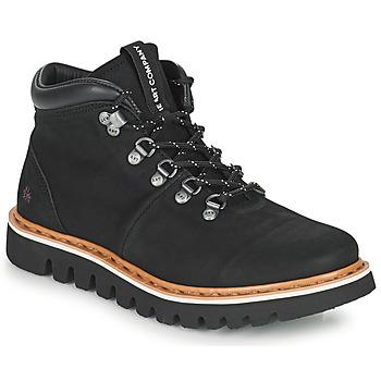 Schuhe Boots Art TORONTO Schwarz
