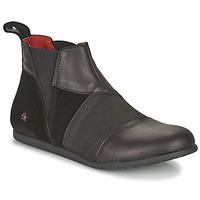 Schuhe Damen Boots Art LARISSA Schwarz