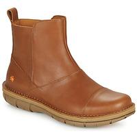 Schuhe Damen Boots Art MISANO Braun