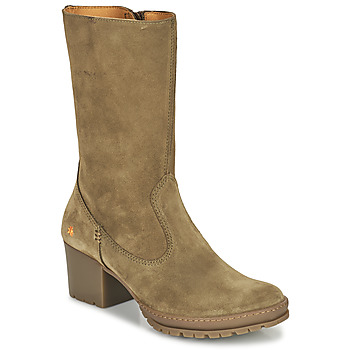 Schuhe Damen Klassische Stiefel Art CAMDEN Braun