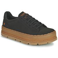 Schuhe Herren Sneaker Low Art BLUE PLANET Schwarz
