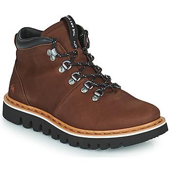 Schuhe Boots Art TORONTO Braun