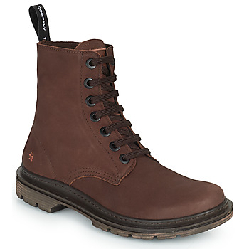 Schuhe Boots Art BIRMINGHAM Braun
