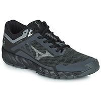 Schuhe Damen Laufschuhe Mizuno WAVE IBUKI 3 GTX Schwarz