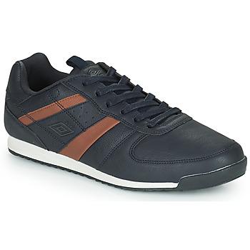 Schuhe Herren Sneaker Low Umbro LINSI Schwarz / Braun