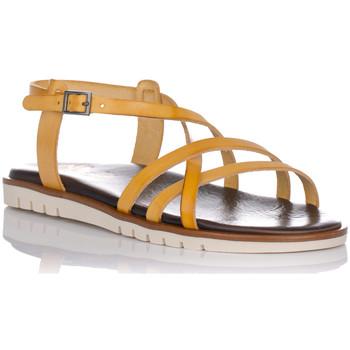 Schuhe Damen Sandalen / Sandaletten Porronet 2751 Gelb