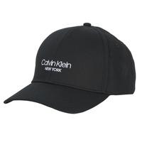 Accessoires Schirmmütze Calvin Klein Jeans CK NY BB CAP Schwarz