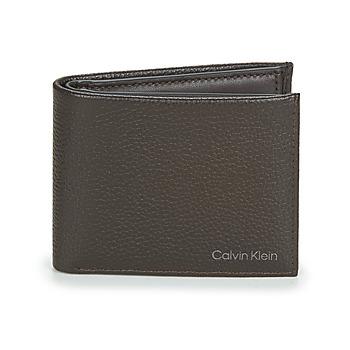Taschen Herren Portemonnaie Calvin Klein Jeans WARMTH BIFOLD 5CC W/COIN Braun