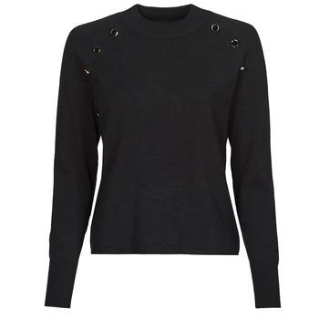 Kleidung Damen Pullover Chattawak CATHY Schwarz