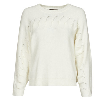 Kleidung Damen Pullover Chattawak SWEETY Weiss