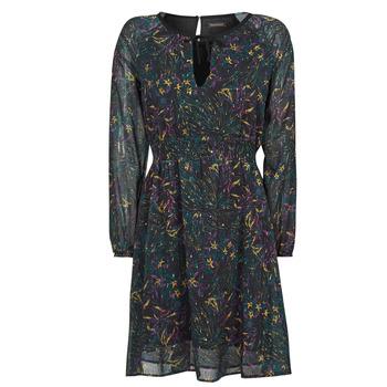 Kleidung Damen Kurze Kleider Chattawak RUIZ Marine / Multicolor