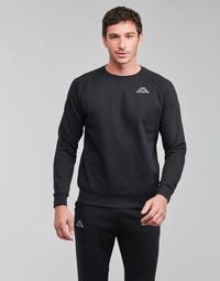 Kleidung Herren Sweatshirts Kappa CAIMALI Schwarz