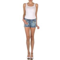 Kleidung Damen Shorts / Bermudas Brigitte Bardot JUE Blau