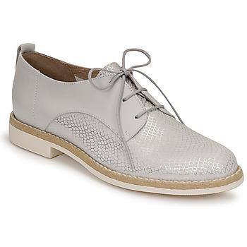 Schuhe Damen Derby-Schuhe San Marina MASSILIA Silbern