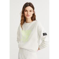 Kleidung Damen Sweatshirts Ecoalf  Grau