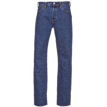 Kleidung Herren Straight Leg Jeans Levi's 501 LEVIS ORIGINAL FIT Blau