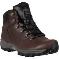 Schuhe Herren Boots Regatta Bainsford Wander Lederstiefel braun