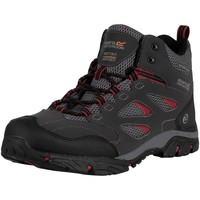 Schuhe Herren Boots Regatta Holcombe IEP Mid Wanderschuhe schwarz