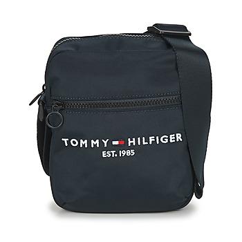 Taschen Herren Geldtasche / Handtasche Tommy Hilfiger TH ESTABLISHED MINI REPORTER Marine