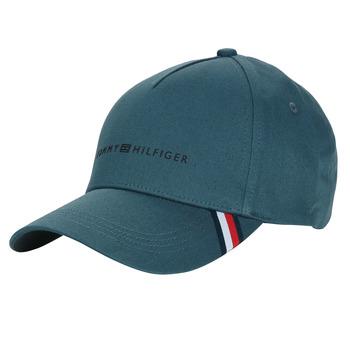 Accessoires Herren Schirmmütze Tommy Hilfiger UPTOWN CAP Blau