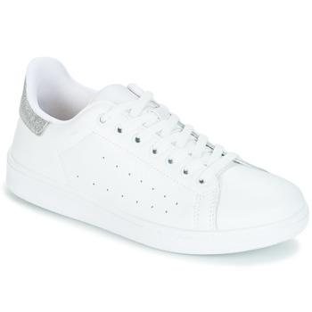 Sneaker Yurban SATURNA Weiss / Silbern 350x350