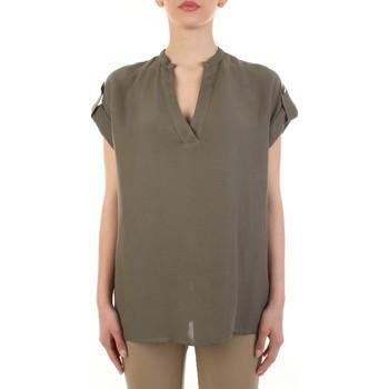 Kleidung Damen Tops / Blusen White Wise WW1319 Militär