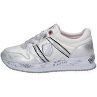 Schuhe Damen Sneaker Low Marina Militare MM359 WEISS