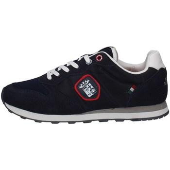 Schuhe Herren Sneaker Low Marina Militare MM1114 BLAU