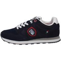 Schuhe Sneaker Low Marina Militare MM1114 BLAU